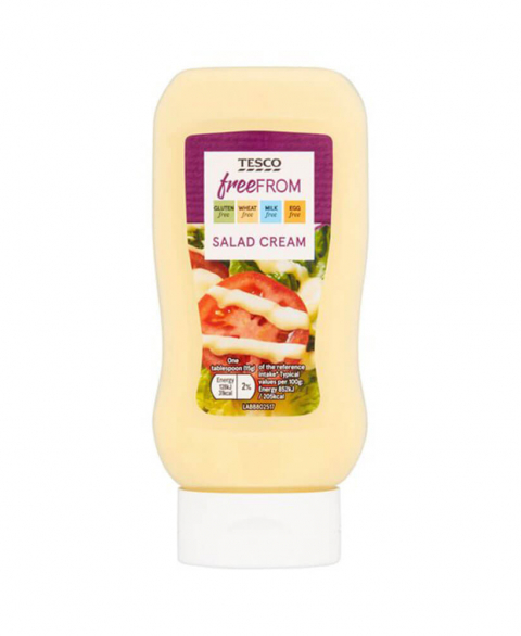 Tesco Free from salad cream